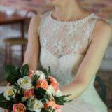 Свадебные букеты №37