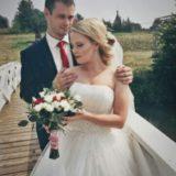 Свадебные букеты №54